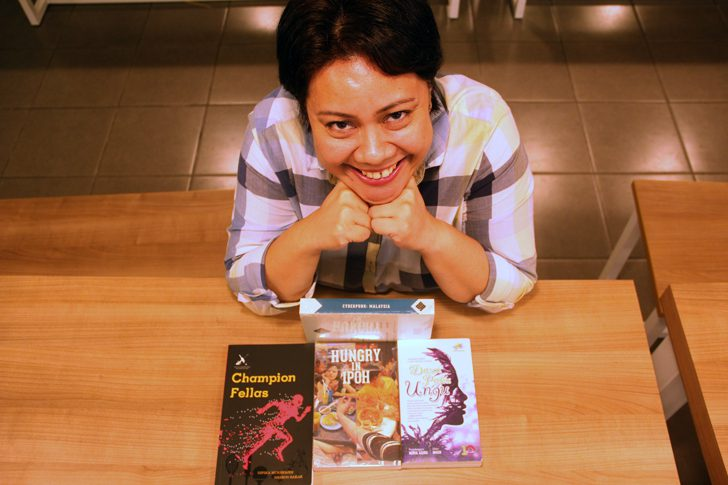The go getter of Malaysia's literary scene