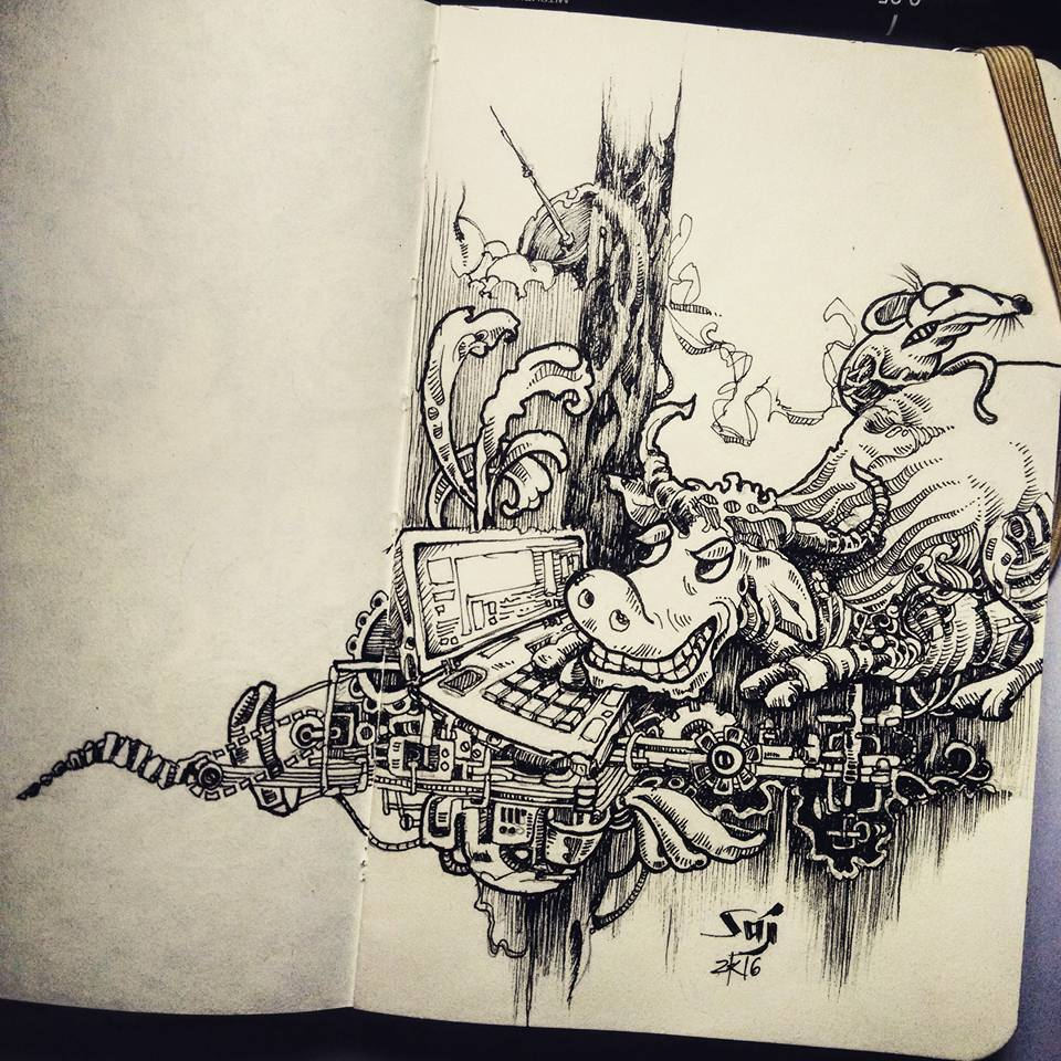 Ink Sajity