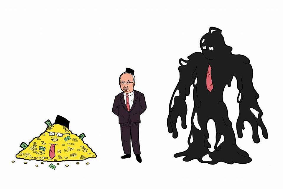 Architect creates his own Pokemon evolution, includes Najib