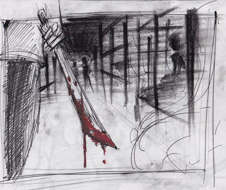 Augustus is definitely a bloody good storyboard artist, alright. Image credit: Augustus Tan