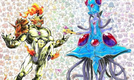 This artist morphs Pokemon into Kaijin – names them Po-Kaijin