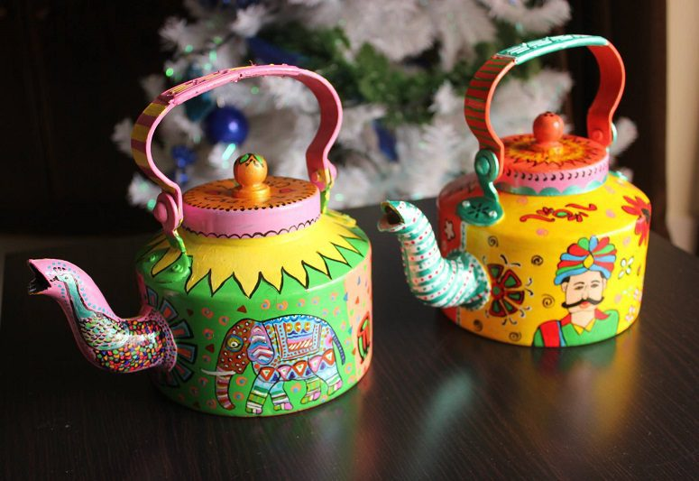 """I have found myself again,"" artist behind these colourful kettles reveal"