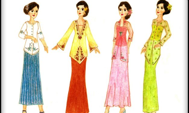 SHORT STORY | A Man's Kebaya by Peter Soh