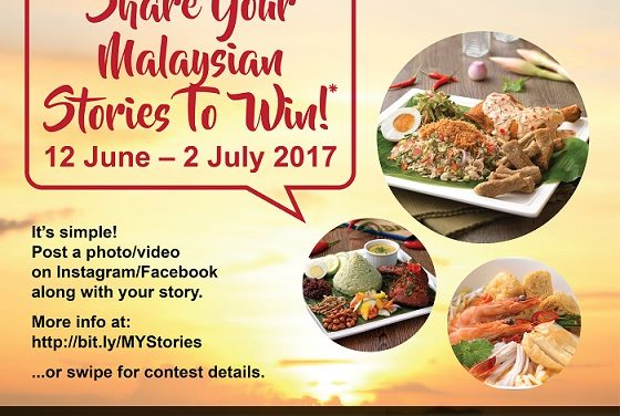 What's your epic Balik Kampung tale? Share the legend for prizes lah!