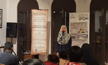 Competition divides but Slam Poetry unites