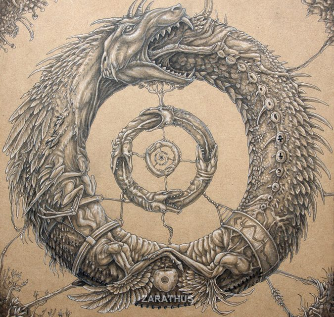 POETRY | Ouroboros by Wan Rezal