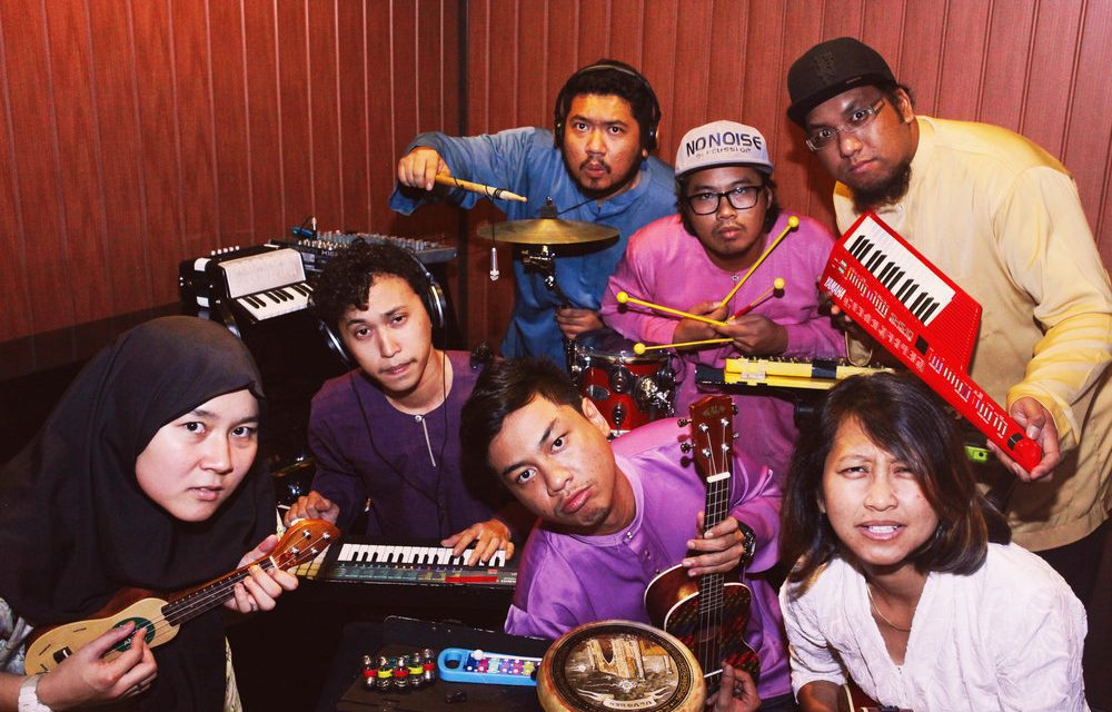 Malaysian band to perform at Europe's biggest electronic music fest!