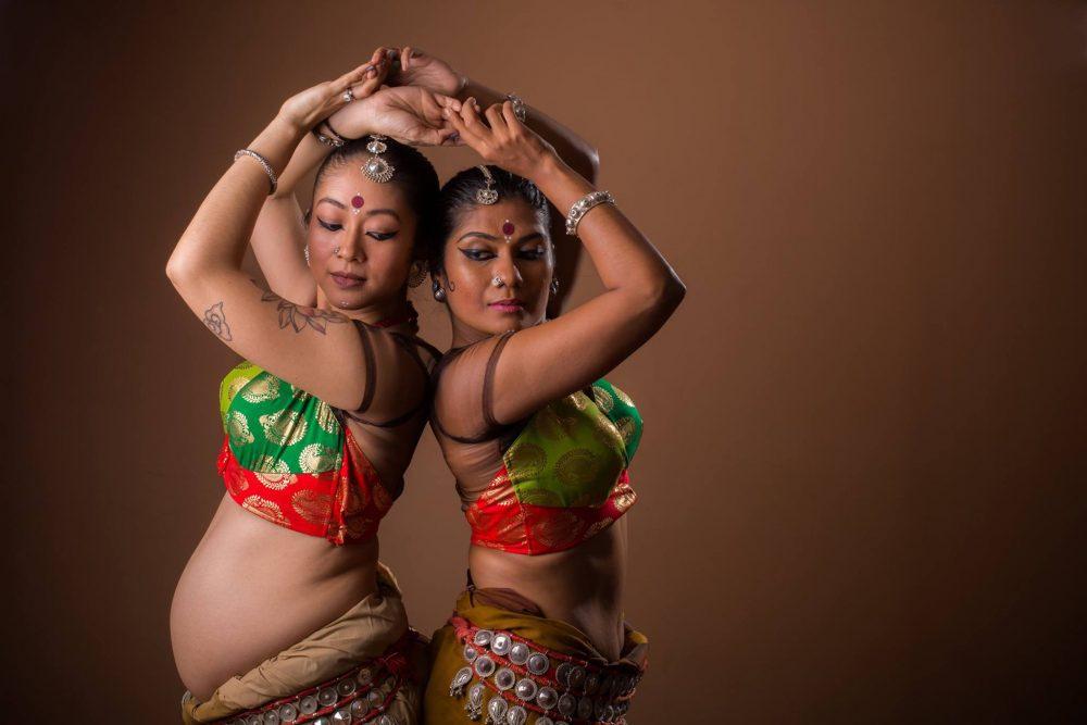 Blooming into motherhood through Odissi