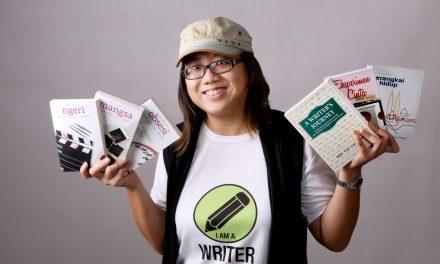 Gina Yap Lai Yoong the writer whisperer