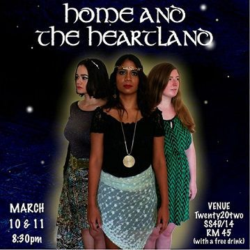 Need some Irish music love? Home and the Heartland is ready for St. Patrick's Day in PJ