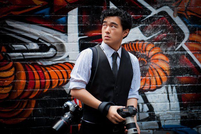Lance Vun, Kuching's most versatile photographer