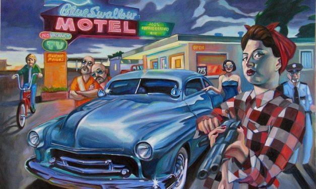 SHORT STORY   The Motel by Laveenia Theertha Pathy