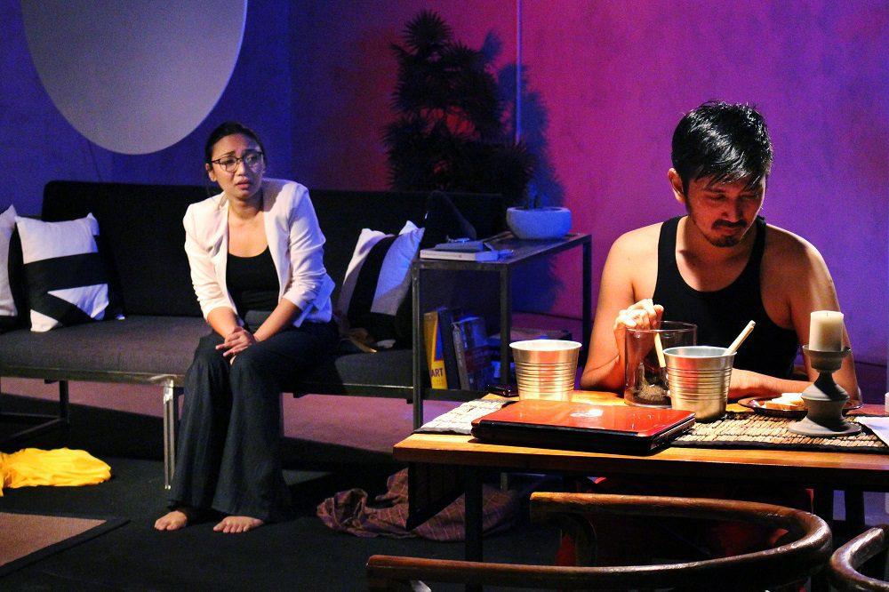 Kenduri Kendara, not your ordinary theatre piece but still relatable