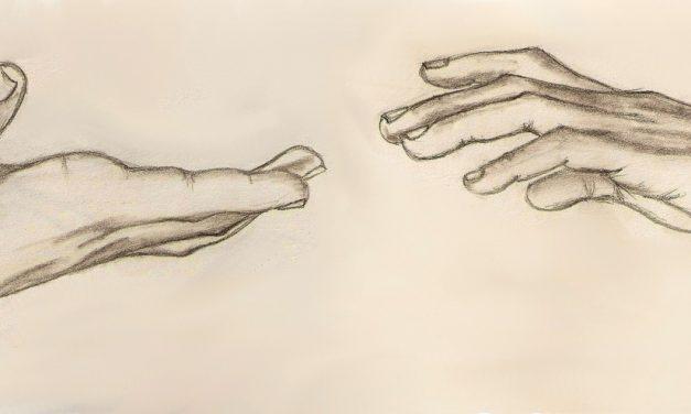 POETRY   Take My Hand by Gem Yen