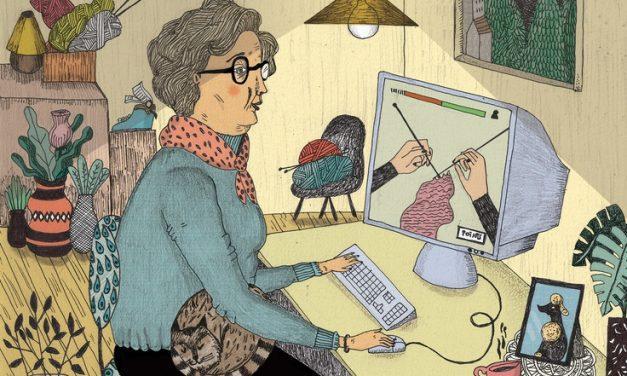 POETRY   Tech Savvy Grandma by Anuradha Chelliah