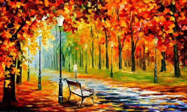 SHORT STORY | The Peculiar Autumn by Farahrina Ali