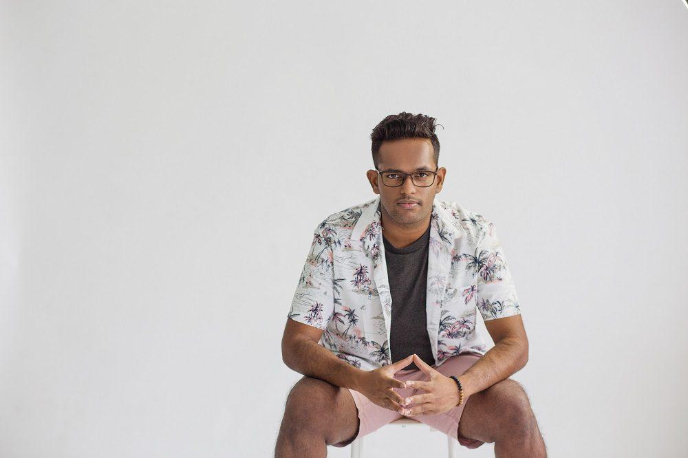 RJ Kevin on addressing self esteem issues through music