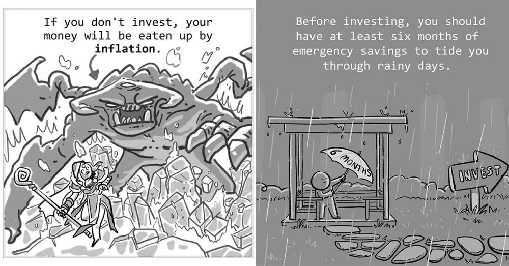 If You Find Personal Finance Boring Then This Web Comic Is For You