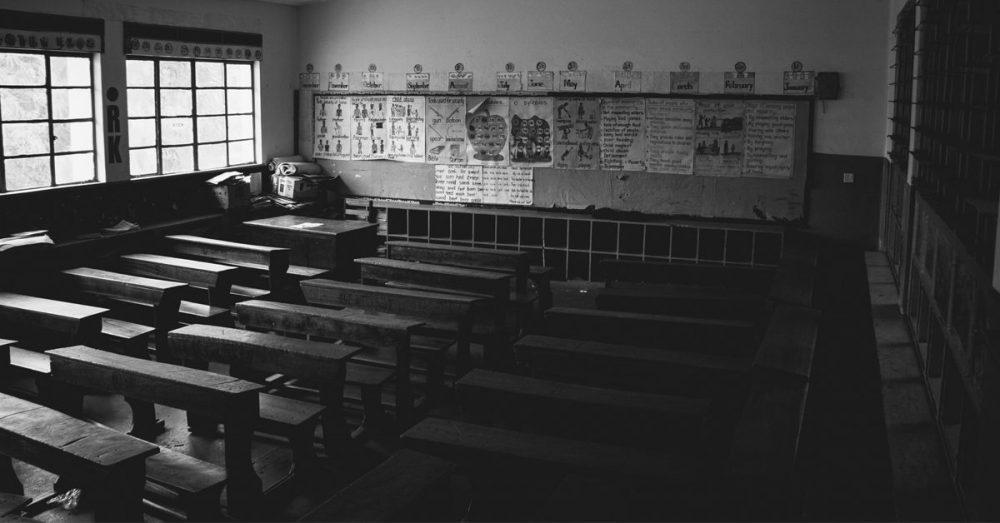 """CERPEN   """"Nak Pergi Sekolah…"""" oleh Murali Mohan"""