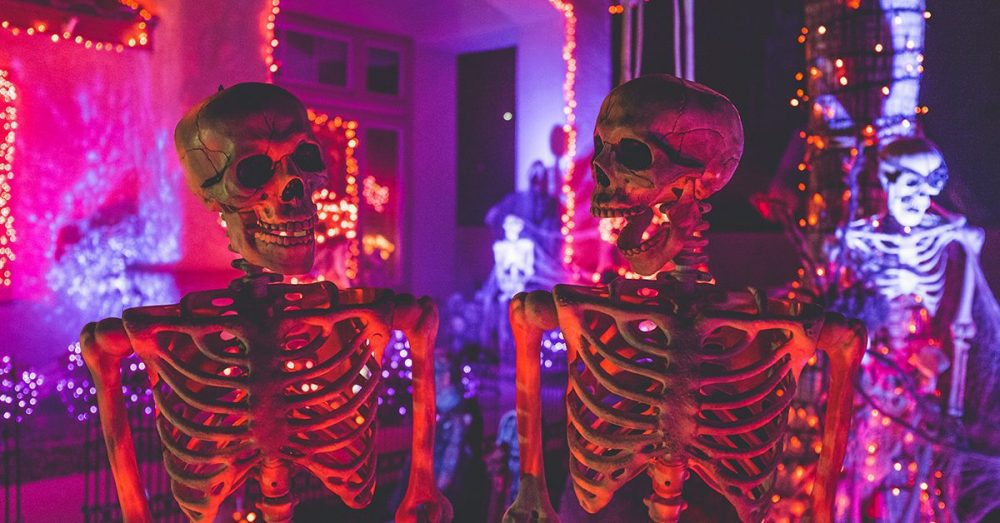 SHORT STORY | Just A Halloween Party Gone Wrong by CA Yin